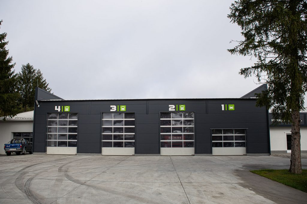 Autószerelő műhely és szervíz